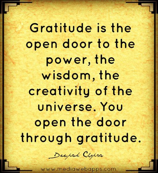 gratitude-opens-door