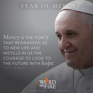 pope francis and mercy 2