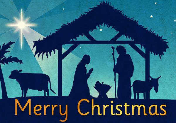 Christian Books - Donna Louis - Merry Christmas -